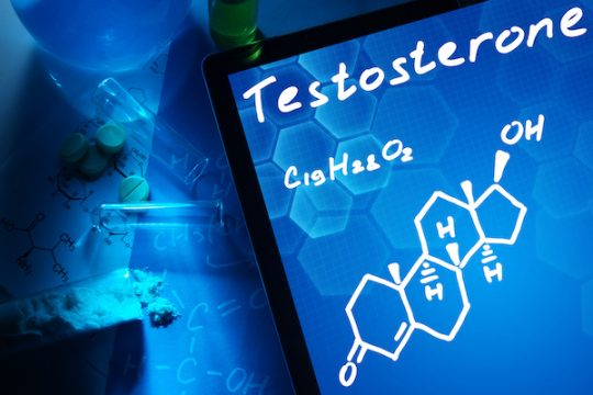 history of Testosterone Therapy for Men Treatments,