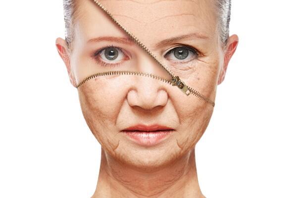 Facial Aging Shutterstock 233198029